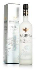 Volodinka 0.7 водка Володинка 0.7 л. в подарочной упаковке