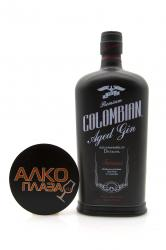 Gin Colombian Freasure 0.7l джин Коломбиан Треже 0.7л