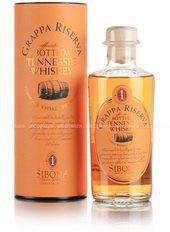 Sibona Botti Da Tennessee Whiskey граппа Сибона Резерва Теннесси Вуд Финиш