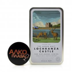 Arran Lochranza Castle The Explorer Series gift box - виски Арран Лохранза Кэстл Серия Эксплорер 0.7 л п/у
