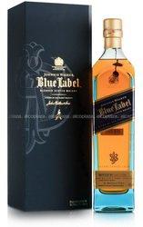 Johnnie Walker Blue Label виски Джонни Уокер Блю Лейбл