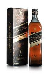 Johnnie Walker Double Black виски Джонни Уокер Дабл Блэк