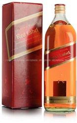 Johnnie Walker Red Label 2L виски Джонни Уокер Ред Лейбл 2 л.