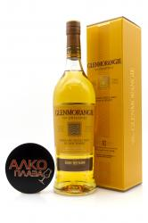 Glenmorangie Original 10 years - виски Гленморанджи Ориджинал 10 лет 1 л