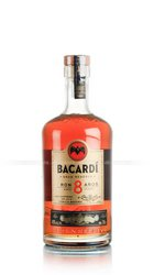 Bacardi Reserva Superior 8 years ром Бакарди Резерва Супериор 8 лет