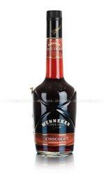 Wenneker Chocolate ликер Веннекер Шоколадный