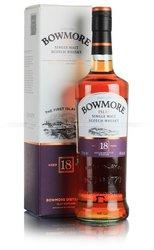 Bowmore 18 years виски Бомо 18 лет