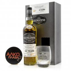 Glengoyne 12 years old gift box - виски Гленгойн 12 лет 0.7 л