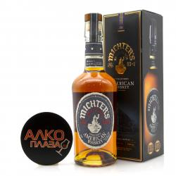 Michters American Whiskey gift box - виски Миктерс Американ Виски 0.7 л п/у