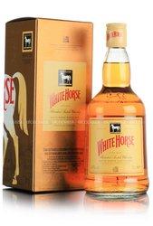 White Horse 700 ml виски Уайт Хорс 0.7 л п/у