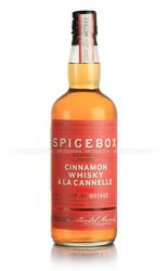 Spicebox Cinnamon 750 ml виски Спайсбокс Корица 0.75 л.