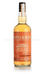 Spicebox Pumpkin 0.75l виски Спайсбокс Тыква 0.75 л.