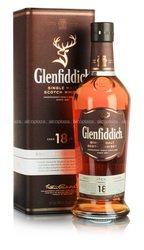 Glenfiddich 18 years old виски Гленфиддик 18 лет