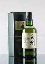Suntory Whisky Hakushu 12 years виски японский Сантори Хакушу 12 лет