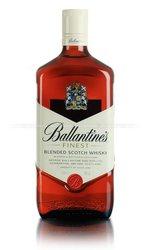 Ballantines Finest 1L виски Баллантайнс Файнест 1 л.