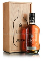 Jura 1977 year виски Джура 1977 года