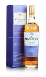 Macallan 18 years Fine Oak виски Макаллан 18 лет Файн Оак