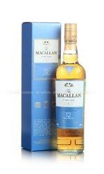 Macallan 12 years Fine Oak 0.5 виски Макаллан 12 лет Файн Оак 0.5 л.