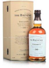 Balvenie 30 years виски Балвени 30 лет