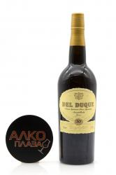 Jerez Del Duc Amontillado Worth 0.75 in tube Херес Дель Дюк Амонтильядо Ворс 0.75 в тубе