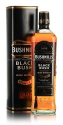 Bushmills Black Bush Old виски Бушмиллс Блэк Буш Олд