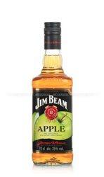 Jim Beam Apple виски Джим Бим Эппл