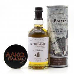 Balvani Stories Dark Barley 26 years old 0.7L 47.8% tube Балвэни Сторис Дарк Барли 26 лет 0,7л 47,8% в тубе