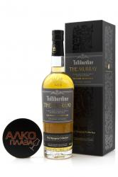 Single malt whiskey. Single Malt Tullibardin Murray Marquez Collection 0.7 L Gift Box Виски односолод. Сингл Молт Туллибардин Мюррей Маркес Коллекшен в п/у