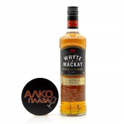Whiskey blend. Whyte & McKay Special 40% 0.7L Виски купаж. Уайт энд Маккей Спешиал  40% 0,7л