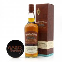 Single malt whiskey. Tamnavulin  Gift Box Виски односолод. Тамнавулин  в п/у
