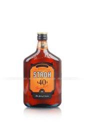 Stroh 40 500 ml ром Штро 40 0.5 л.