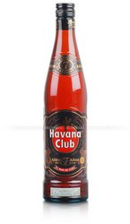 Havana Club Anejo 7 years ром Гавана Клуб Аньехо 7 лет