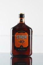 Stroh 40 700 ml ром Штро 40 0.7 л.