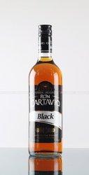 Cartavio Black ром Картавио Блэк