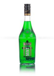 Fruko Schulz Green Mint ликер Фруко Шульц Зеленая Мята