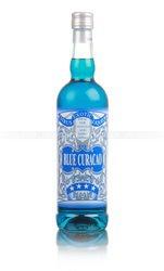 Giarola Blue Curacao ликер Джарола Блю Кюрасао