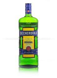 Becherovka 1 l ликер Бехоровка 1 л