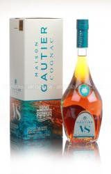 Gautier VS французский коньяк Готье ВС