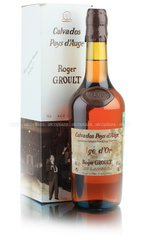Roger Groult 30 ans кальвадос Роже Груль 30 лет
