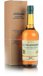 La Vigannerie XO кальвадос Ла Виганери ХО