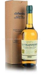 La Vigannerie Fine кальвадос Ла Виганери Файн