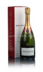 Bollinger Special Cuvee Brut шампанское Боллинжер Спесиаль Кюве Брют