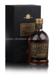 Aberfeldy 21 years виски Аберфелди 21 лет