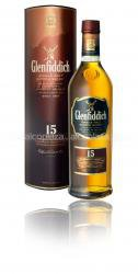 Glenfiddich 15 years - виски Гленфиддик 15 лет 0.05 л