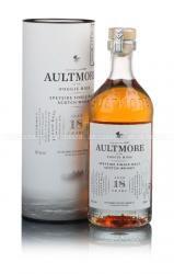 Aultmore 18 Year Old виски Олтмор 18 лет