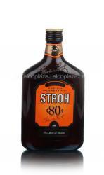 Stroh 80 500 ml ром Штро 80 0.5 л.