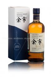 Nikka Single Malt Yoichi Виски Японский Никка Йоити Сингл Молт односолодовый