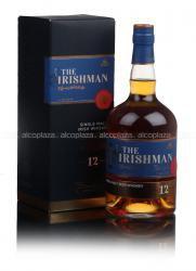 The Irishman Single Malt 12 years Зе Айришмен Сингл Молт 12 лет
