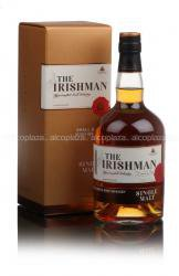 The Irishman Single Malt 10 years виски Айришмен Сингл Молт 10 лет