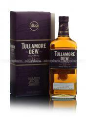 Tullamore Dew 12 years - виски Талламор Дью 12 лет 0.7 л